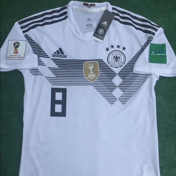 475d00c2943 2018 Germany soccer jersey Kroos